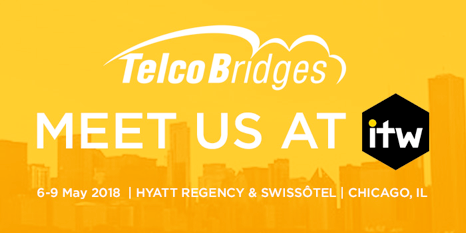 TelcoBridges at ITW Logo