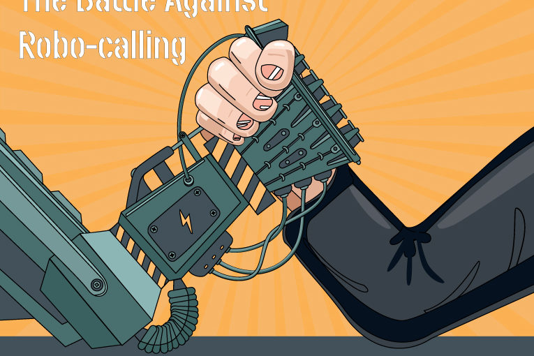 The Battle against Robocallers Gets Teeth – Round 4