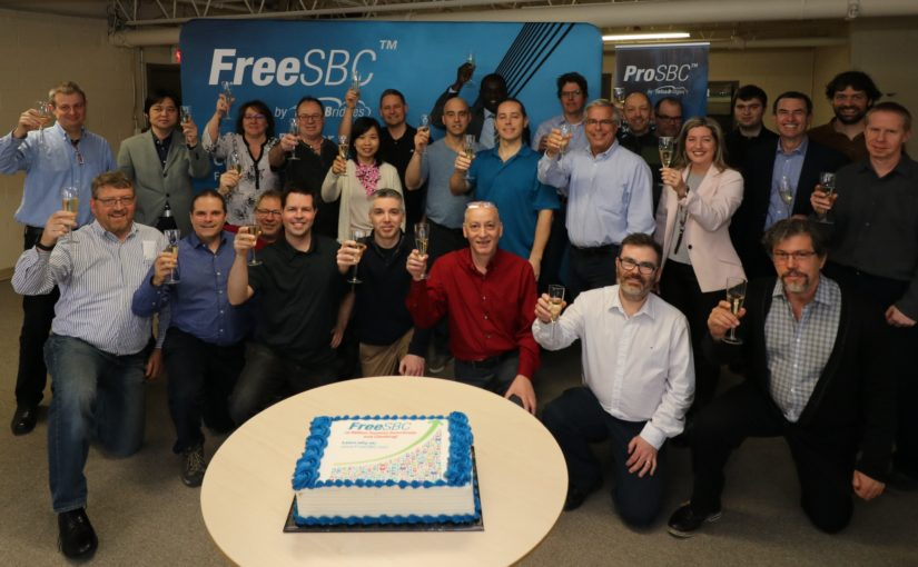 Marking a FreeSBC milestone and Introducing ProSBC